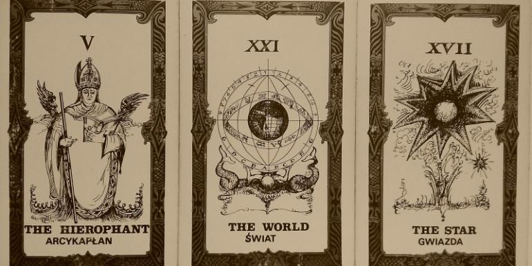 Horoskop Z Kart Tarota 22 08 28 08 2016 Wrozby Online